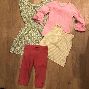 Girls size 7 Tea, mini Boden, Matilda Jane